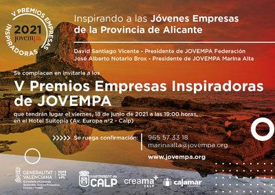 Premios inspiradoras Jovempa