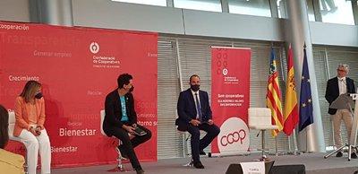 Florida Grup participa en la jornada 'La democratización tecnológica: Blockchain y Cooperativismo de plataforma'