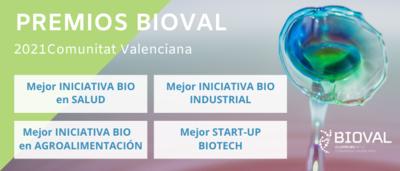 Banner Premios Bioval 2021