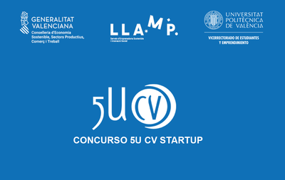 Concurso 5U CV STARTUPV 2021
