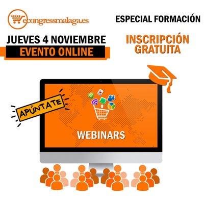 eCongress MÁLAGA Webinars
