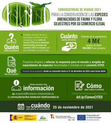 Fundación Biodiversidad- Cities