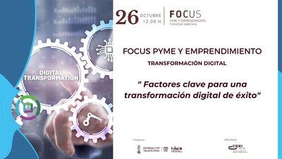 Factores clave para una transformación digital de éxito