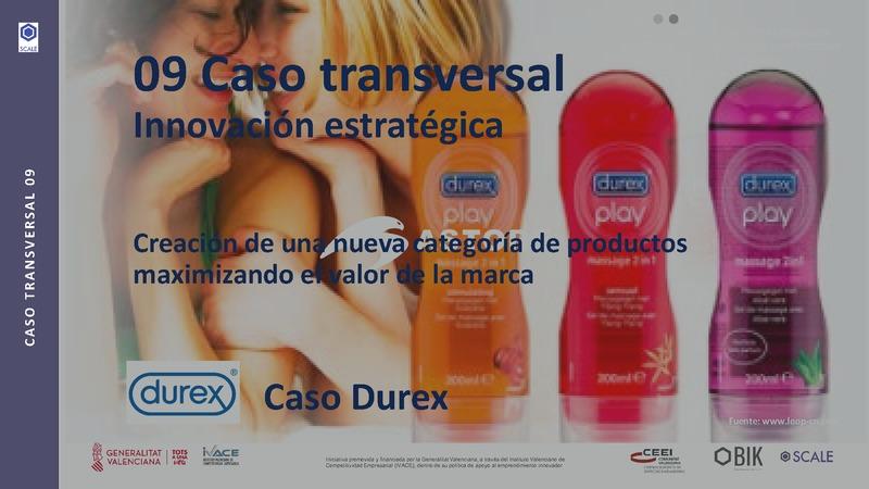 CASO TRANSVERSAL 09 Durex