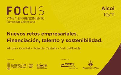 Focus Nuevos retos empresariales. Financiación, talento y sostenibilidad