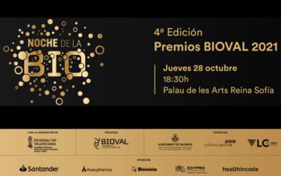 Banner 4ªªed. Noche de la Bio