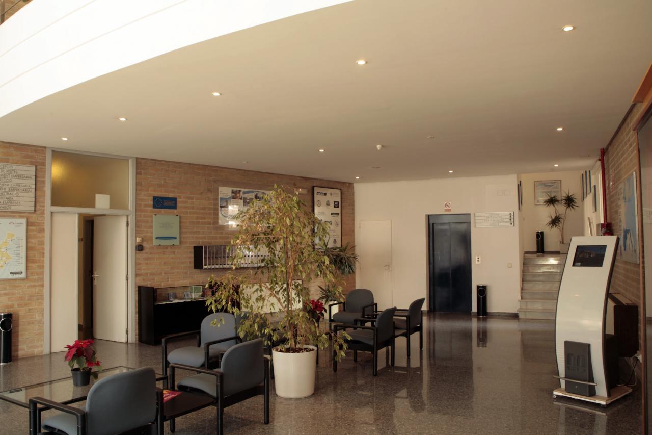 Interior CEEI Valencia