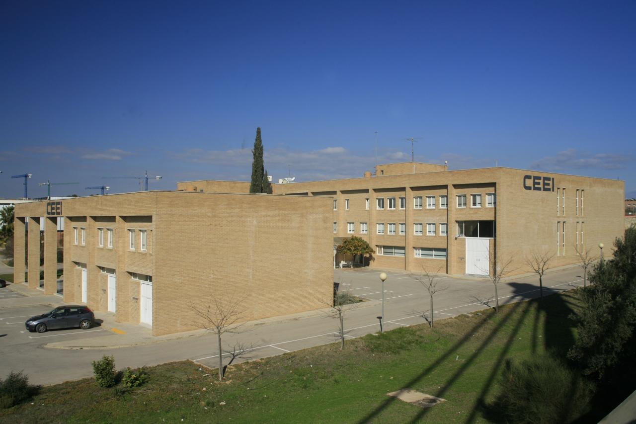 Edificios CEEI Valencia