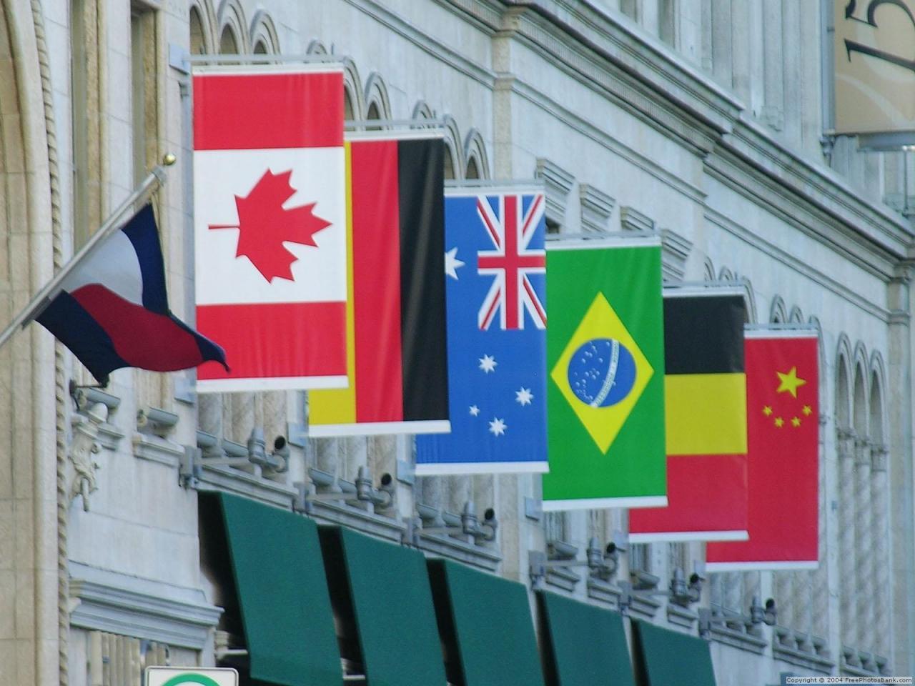 Estrategias para la internacionalización.