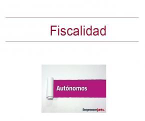 Manual para Autónomos: Fiscalidad del Autónomo