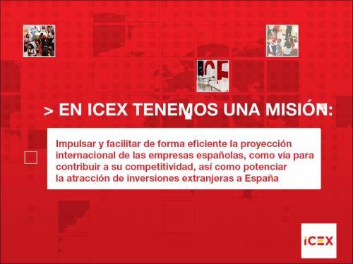 """""""Una visión global del ICEX y de sus herramientas"""""""