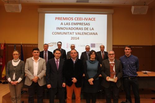 Entrega de Premios CEEI-IVACE 2014 (16)