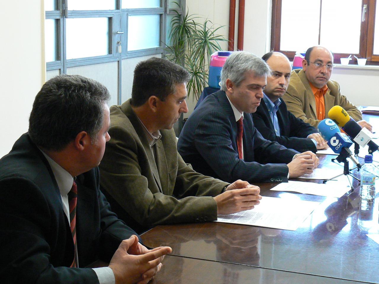Convenios Ayuntamientos de la Comarca