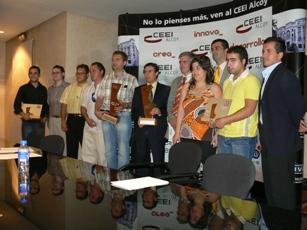 Premios CEEI- IMPIVA Alcoi