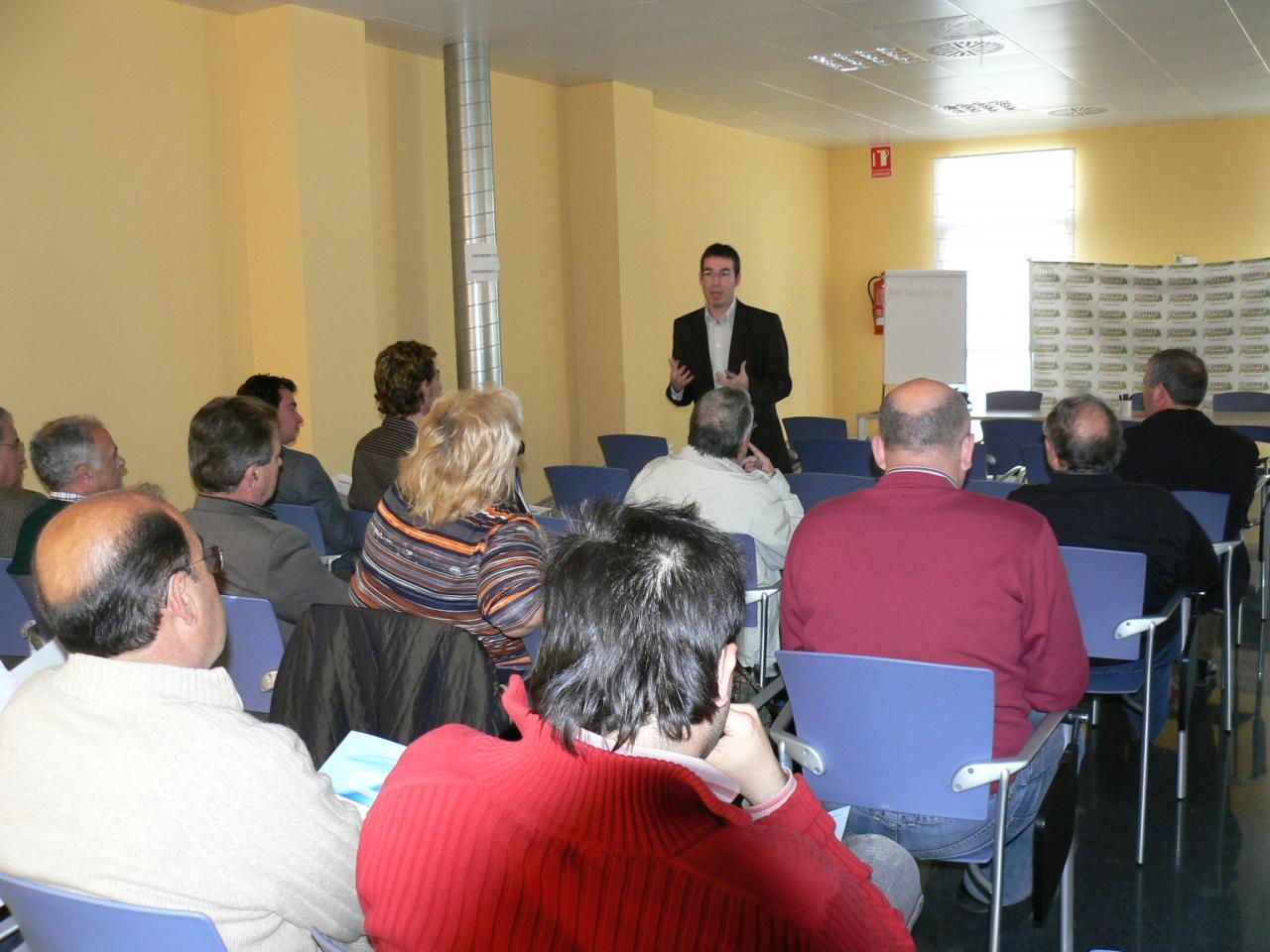 Presentación Programa Fenix