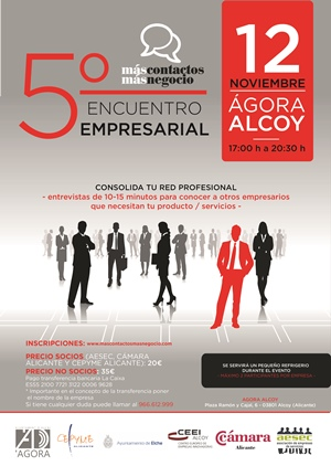 5º Encontre Empresarial Alcoi