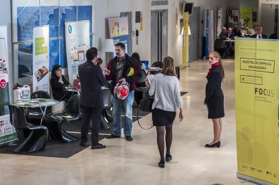 La Muestra de Empresas Innovadoras de 2015