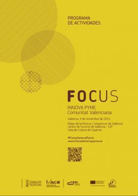 Programa de actividades Focus Innova Pyme