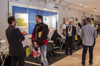 Zona de Exposición de Empresas Innovadoras
