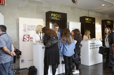 Stands institucionales #FocusInnovaPyme_4