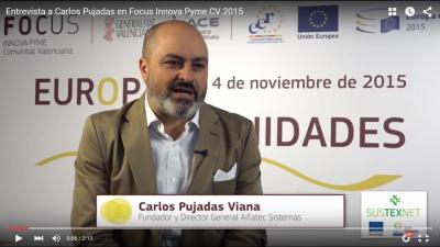 Entrevista Carlos Pujadas FIPCV15