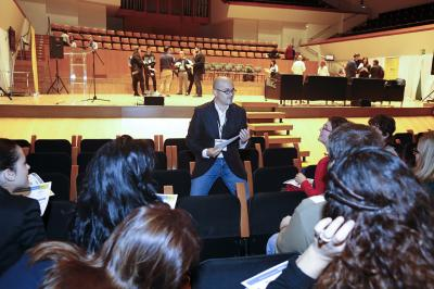 Auditorio Iturbi_1 #FocusInnovaPyme
