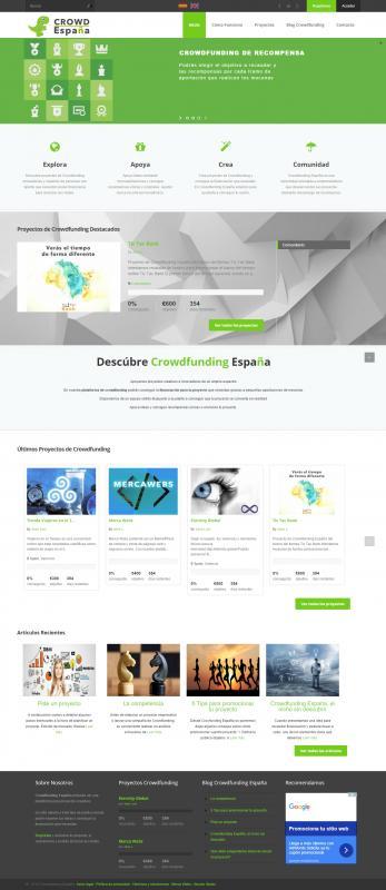 Crowdfunding España
