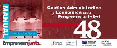 Gestión Administrativa y Económica de Proyectos de I+D+i (48)