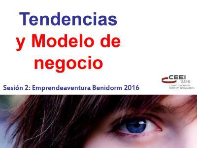 SESIÓN II: Tendencias y Modelo de negocio
