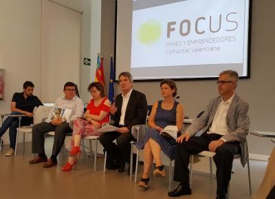 Reunión de organización de Focus