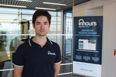 Fran García, CEO Inhours