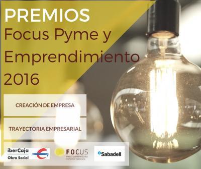 Premios Focus Pyme y Emprendimiento 2016