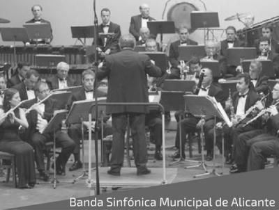 Banda sinfónica de Alicante