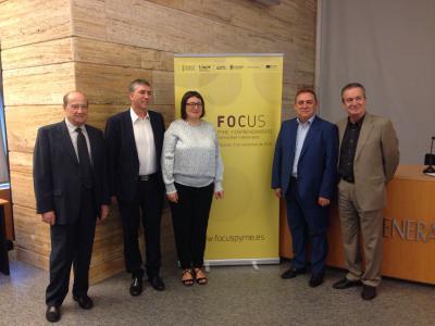 Presentación oficial de Focus Pyme y Emprendimiento 2016