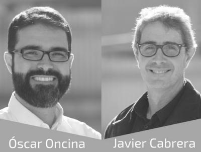 Óscar Oncina y Javier Cabrera. YOS Contenidos