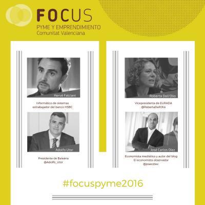 49 actividades te esperan en Focus Pyme y Emprendimiento 2016