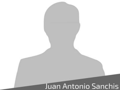 Juan Antonio Sanchis sales