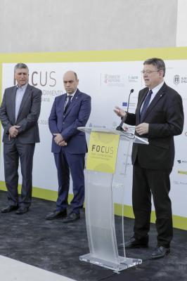 Inauguración a cargo del President de la Generalitat