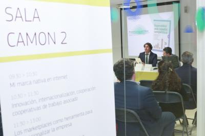 Presentación del libro 'Responsabilidad Social Competitiva'