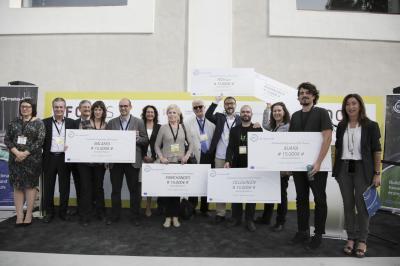 Premios Climate KIC Accelerator en Focus PYme y Emprendimiento 2016
