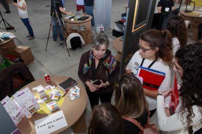Find me Label participa en la Muestra de Empresas