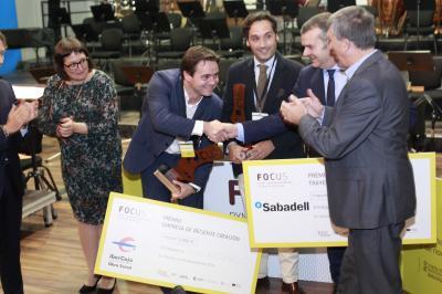 Entrega de Premios Focus Pyme y Emprendimiento CV 2016 -02