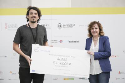 Premios Climate-KIC. Auara
