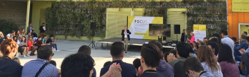 Encuentra tu foto o entrevista en Focus Pyme y Emprendimiento