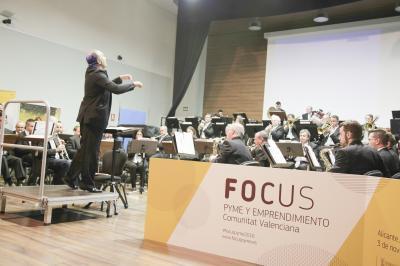 """Conferencia / Concierto """"El arte del liderazgo creativo"""" -06"""