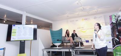 Taller: Tendencias europeas en el sector textil y del calzado. Sostenibilidad e innovación