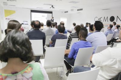 Asistentes al evento Focus Pyme y Emprendimiento -02