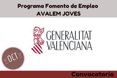 Convocatoria AVALEM