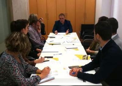 Reunión Focus Alicante
