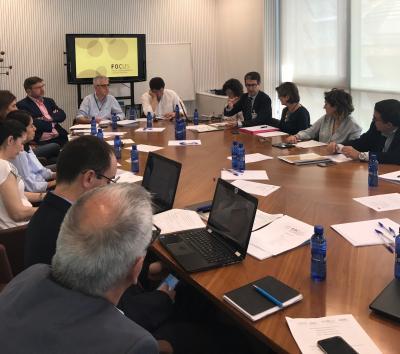 Reunión Secretaría Técnica Focus 2017